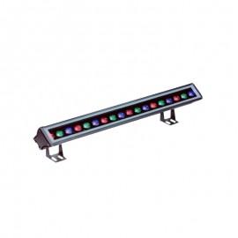 Proiector liniar tip cortina RGB 18w