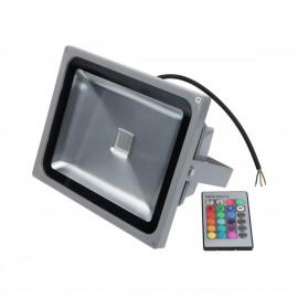 Proiector LED 50w RGB IR