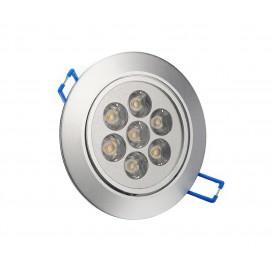 Spot incastrabil Silver 7W