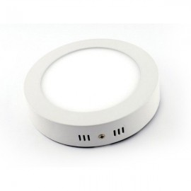 Plafoniera led rotunda 6W