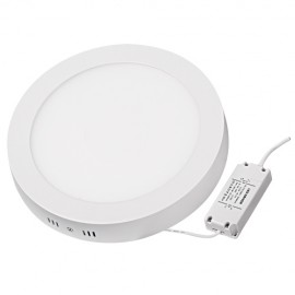 Plafoniera led rotunda 18W