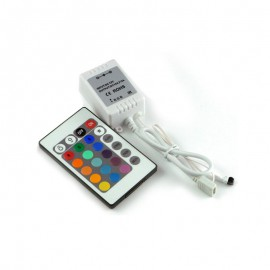 Controler RGB infrarosu 24 taste