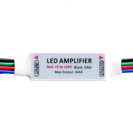 Mini-amplificator RGB 3x2A