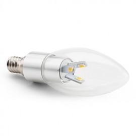 Bec cu LED E27 3W lumanare