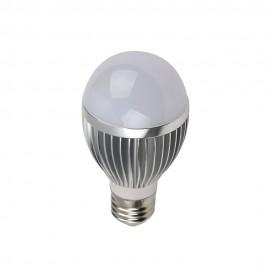 Bec cu LED E27 5W Silver