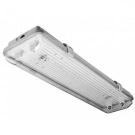 Plafoniera LED IP65 2x18W