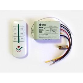 Telecomanda cu functie de intrerupator RF, 3 canale