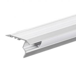 Profil aluminiu pentru trepte AP210 - 2m