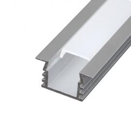 Profil aluminiu AP206 - 2m