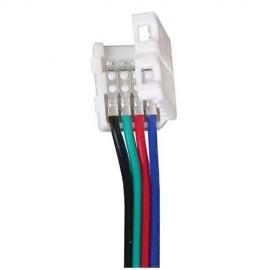 Conector flexibil banda LED RGB